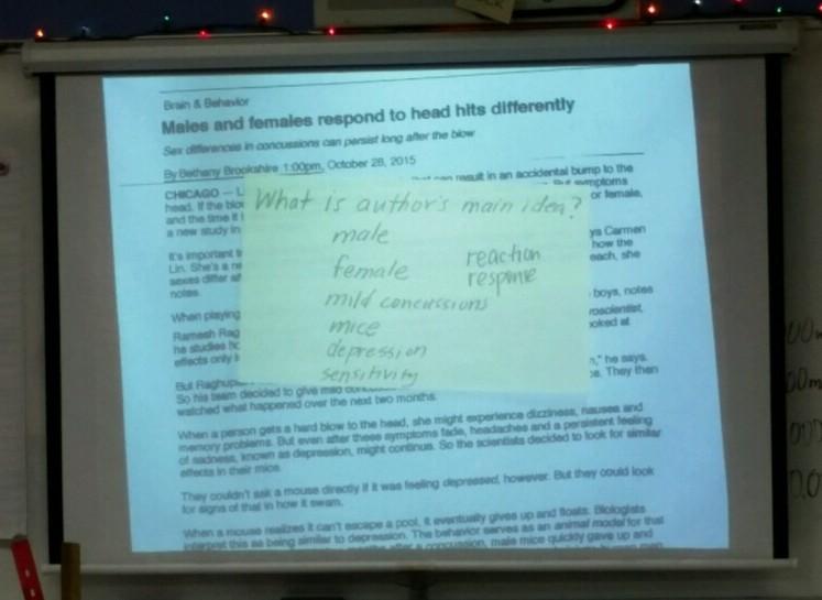 Context clue lesson 4th grade